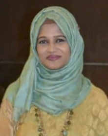 Ms. Quazi Sagota Samina